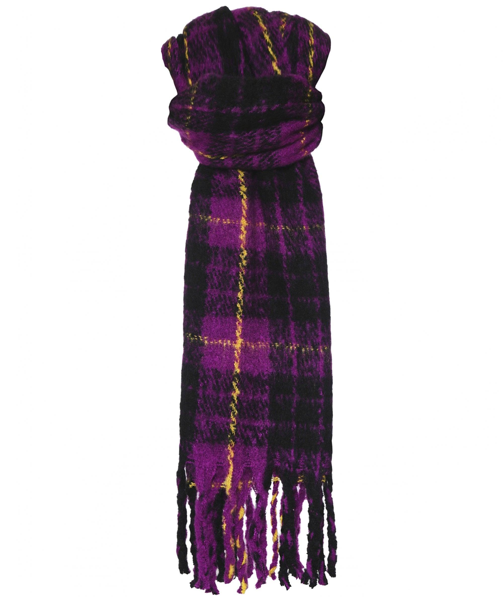 Echarpe purpura